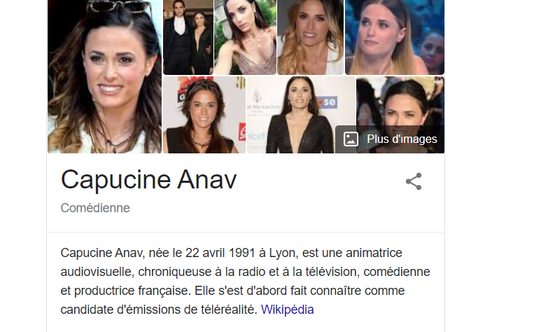 Capucine Anav