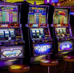 machine de casino