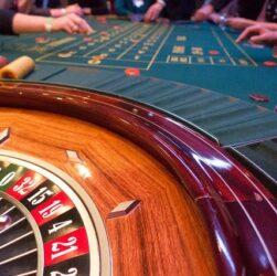 belle roulette de casino