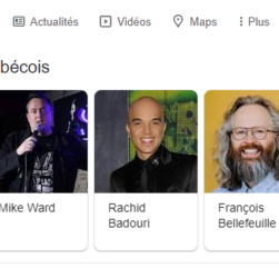 Humoristes Quebecois