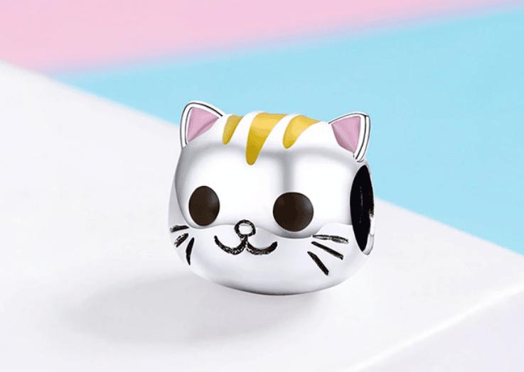 Charme Chat – La Petite Bouille Colorée