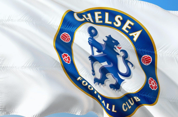 drapeau du club de chelsea